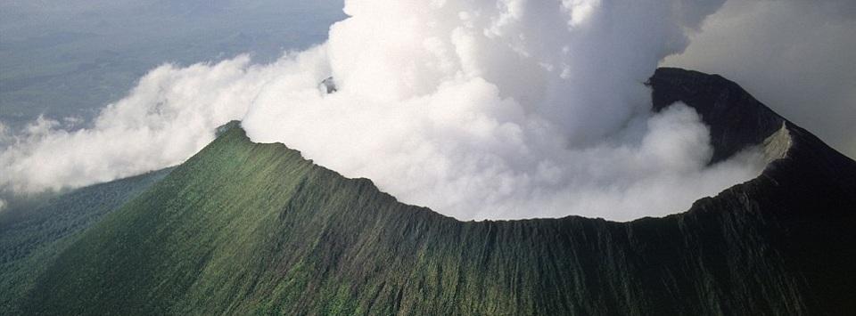 Virunga & Volcano