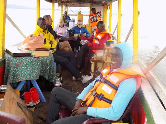 Congo River Cruise 30