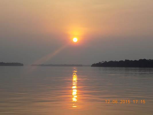 Congo River Cruise 32