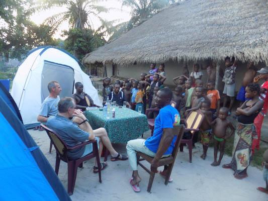 Congo River Cruise 36