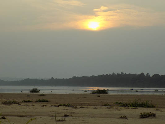 Congo River Cruise 39