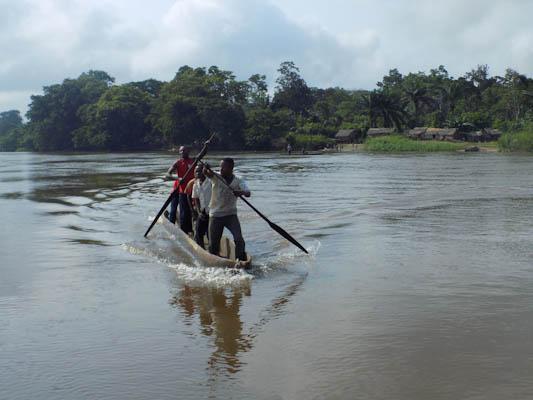 Congo River Cruise 41