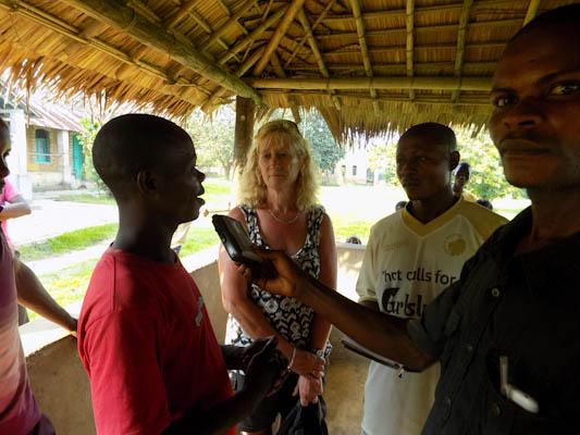Congo River Cruise 45