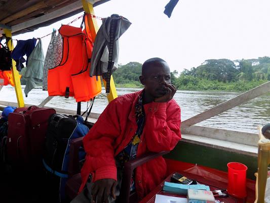 Congo River Cruise 50