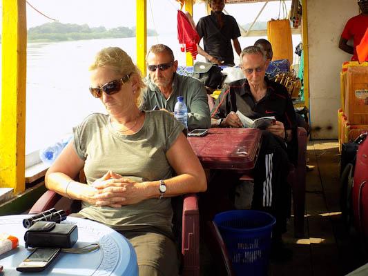 Congo River Cruise 55