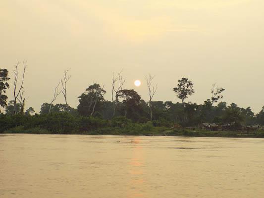 Congo River Cruise 4