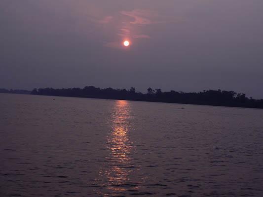 Congo River Cruise 1